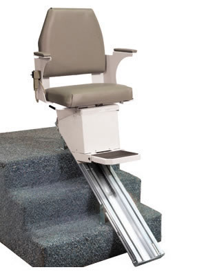 AmeriGlide Heavy Duty Stair Lift