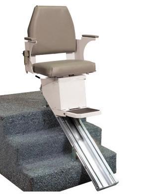 AmeriGlide Heavy Duty Stair Lift