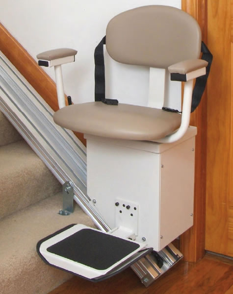 Summit Battery-Operated Stairlift