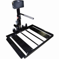 Automatic Universal Power Chair Lift with Hold Down Arm