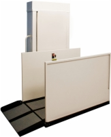AmeriGlide Hercules II 600 Reconditioned Residential Vertical Wheelchair Lift