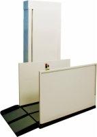 AmeriGlide Hercules II 600 Reconditioned Commercial Vertical Wheelchair Lift