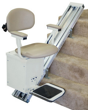 Ameriglide Rubex Ac Stair Lifts At Universal Accessibility