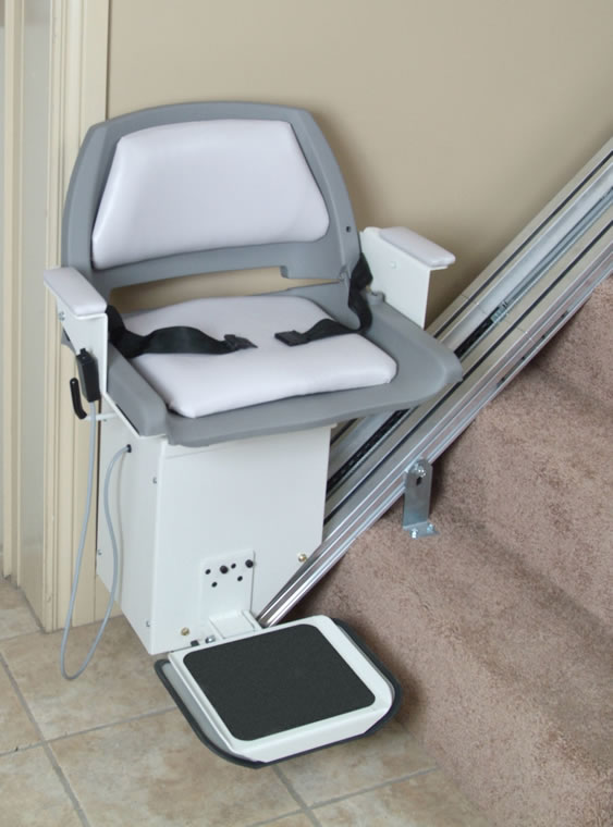 Stair Lifts Explained - How Stair Lifts are Engineered & Manufactured