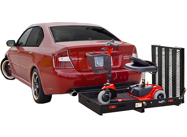 Electric Scooter Carrier For Car