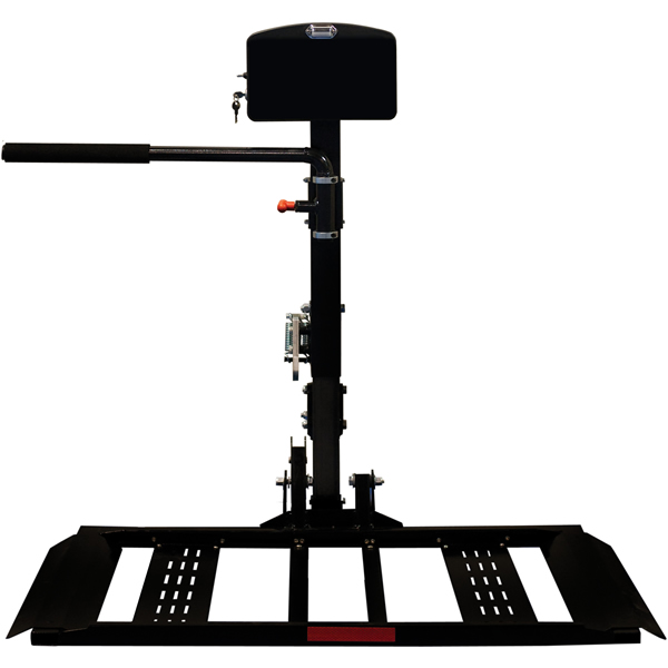 Auto Power Chair Lift 350 XL Deluxe - Universal Accessibility