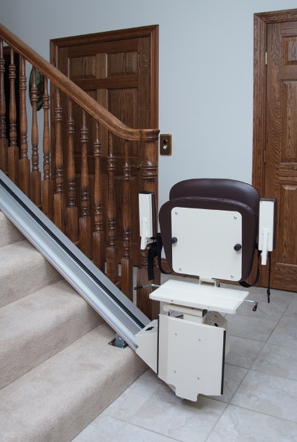 Staying Home Corp Legacy Elegance Stair Lift