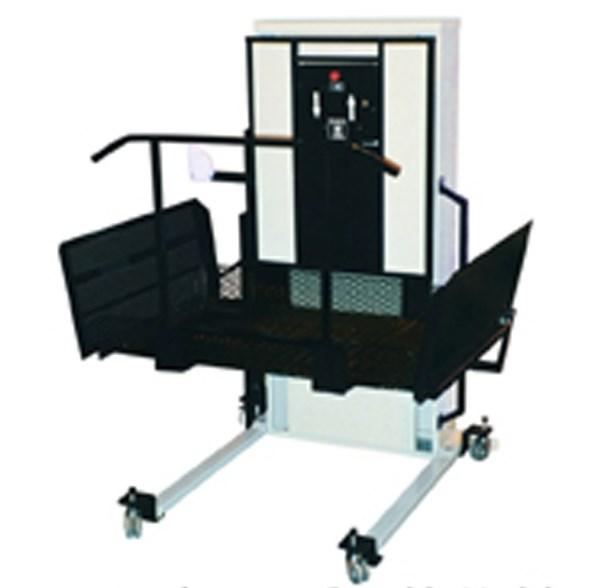 Vertical Platform Lift : Ram portable vertical platform lift wheelchair lifts