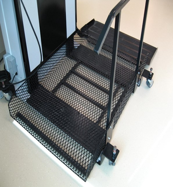 Portable Tall Wheelchair Platform Lift : Ram portable vertical platform lift wheelchair lifts