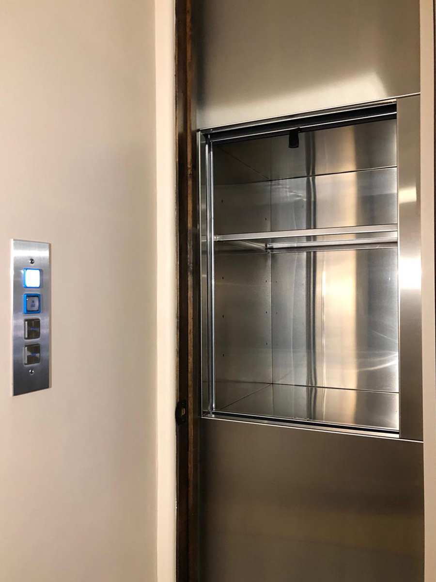 AmeriGlide Express Plus Dumbwaiter - Commercial & Residential
